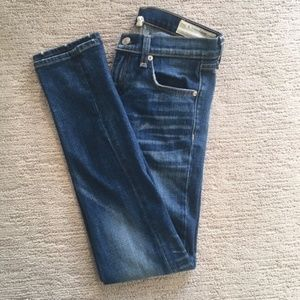rag and bone The Dre jeans, Size 24